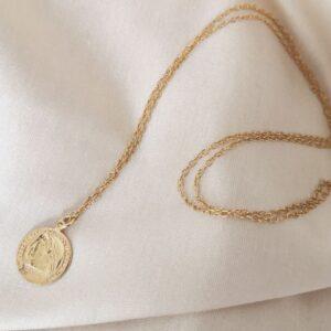 collana medaglia 2 300x300 - Collana Medaglia