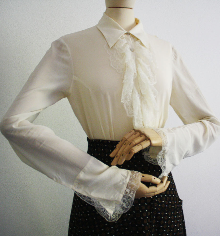 blusa colletto 1 - VINTAGE