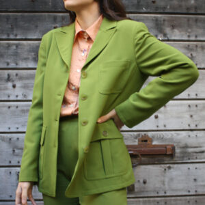 completo vintage 300x300 - Completo verde acido