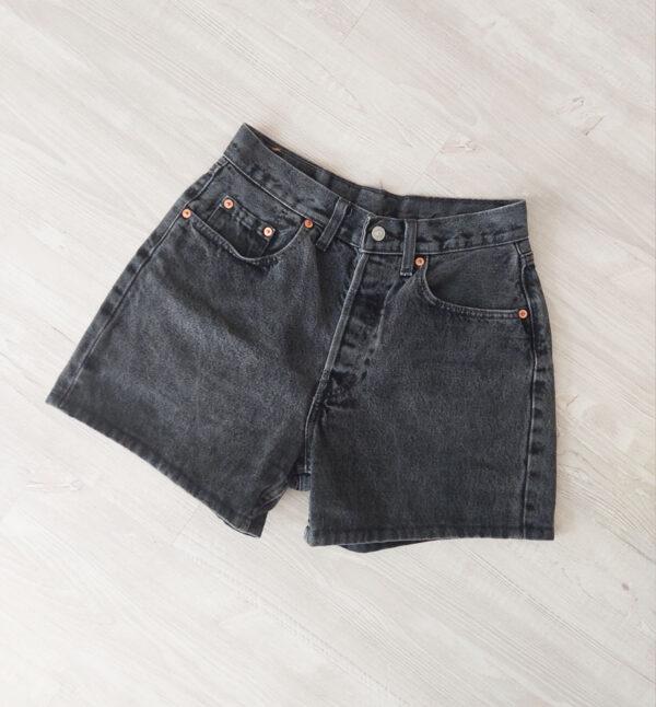 levi s neri 600x646 - Shorts Levi's neri