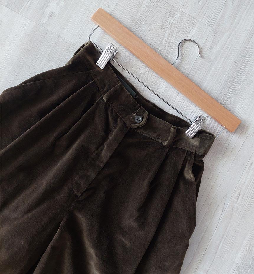 pantagonna 1 - Pantaloni VINTAGE
